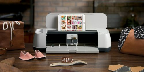 Showing what you can do with a Cricut machine.