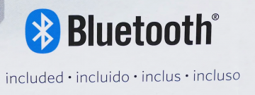 Bluetooth included icon