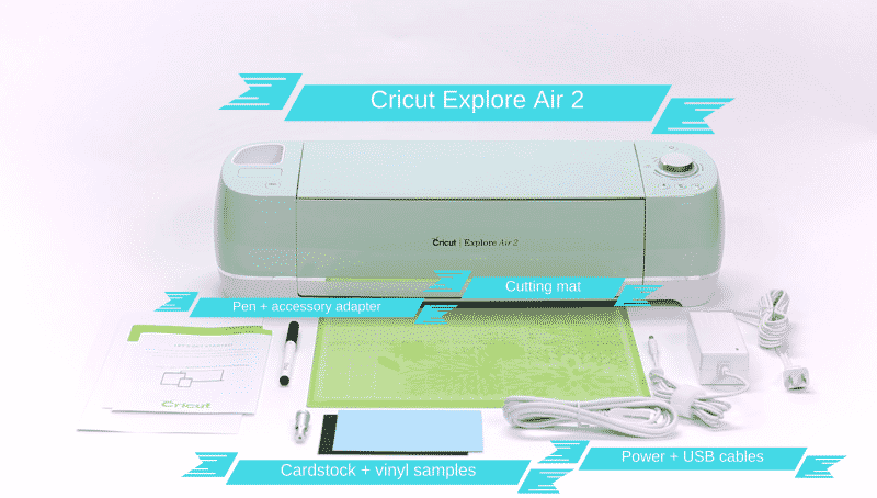 cricut explore air user manual