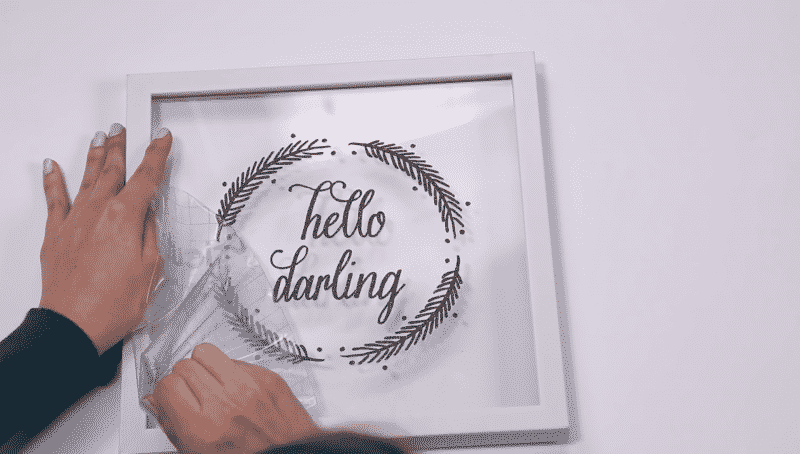 how to make wall decals with cricut