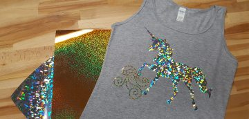 How to Use Heat Transfer Vinyl With Silhouette Cameo 3 | Cut, Cut