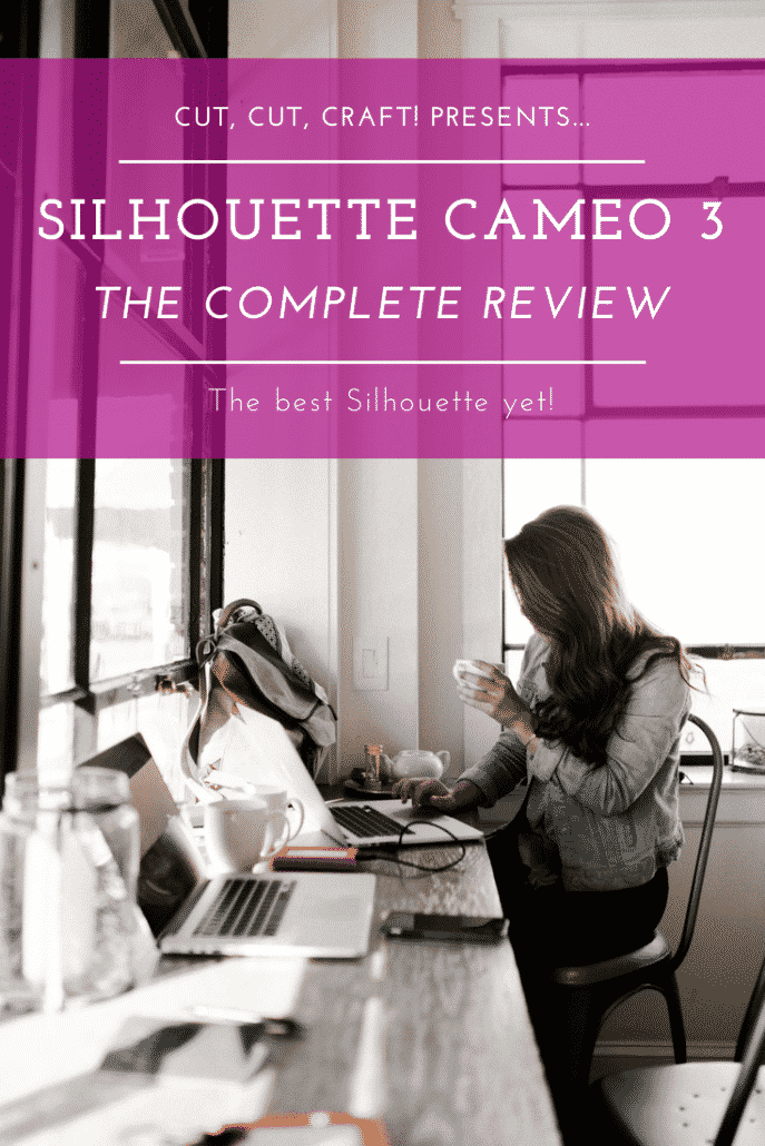 5572d6f2 Silhouette Cameo 3 Review: Best and Worst Features | Cut, Cut, Craft!