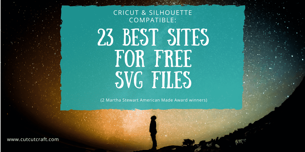 23 Best Sites For Free Svg Images Cricut Silhouette Cut Cut